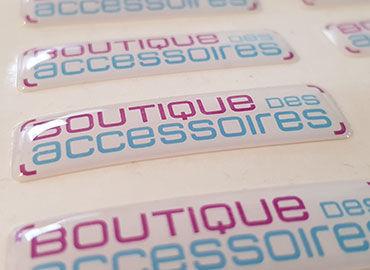 Stickers Boutique Des Accessoires