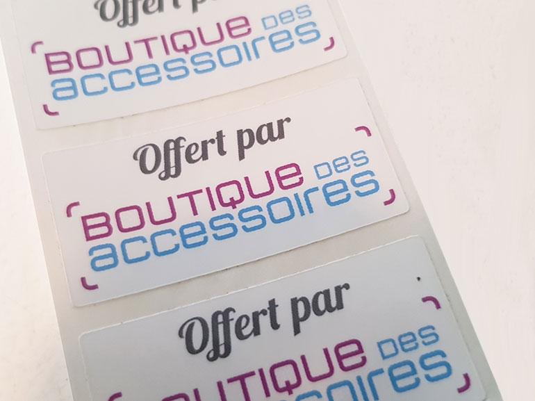 Stickers boutique des accessoires ecommerce Montpellier 4