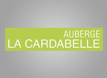 Logo et Charte graphique Auberge La Cardabelle