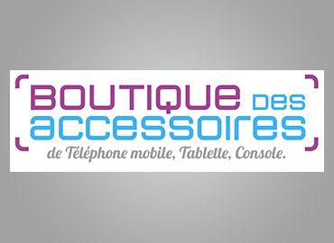 Logo et Charte graphique Boutique Des Accessoires