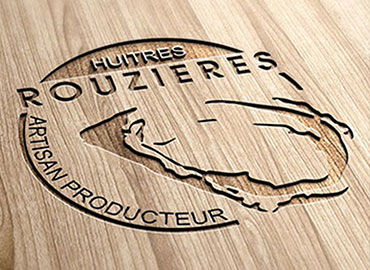 Logo Huîtres Rouzières
