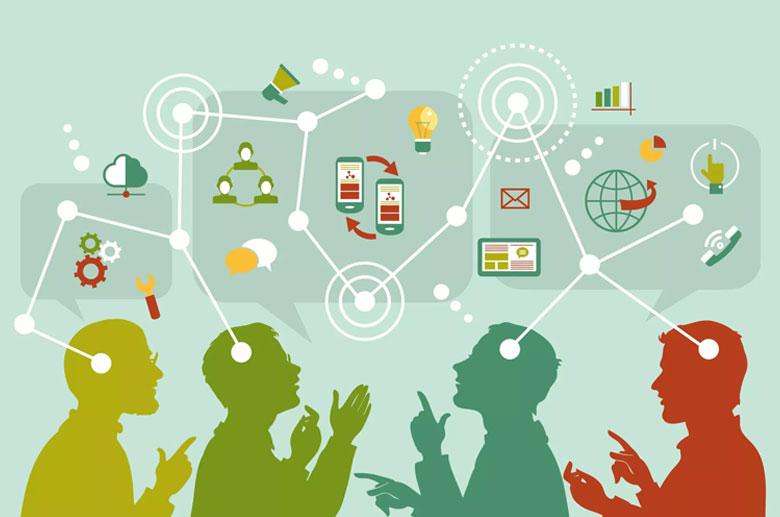 Communication globale d'entreprise