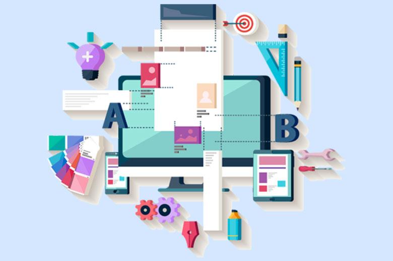 Création graphique web et print